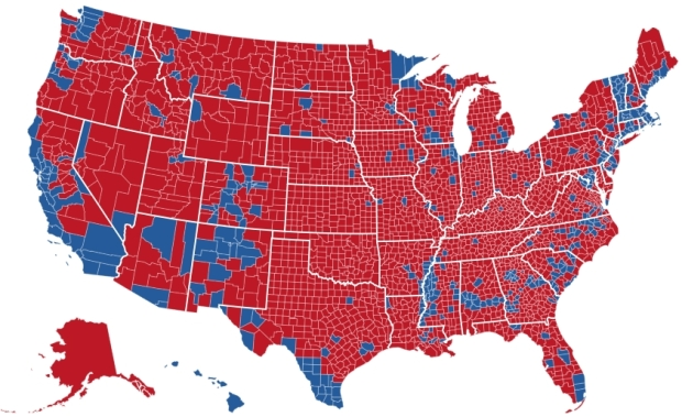 election-2016-results-by-county-closeup
